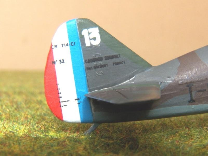 Caudron C-714 C1, Heller, 1/72 Caudro18