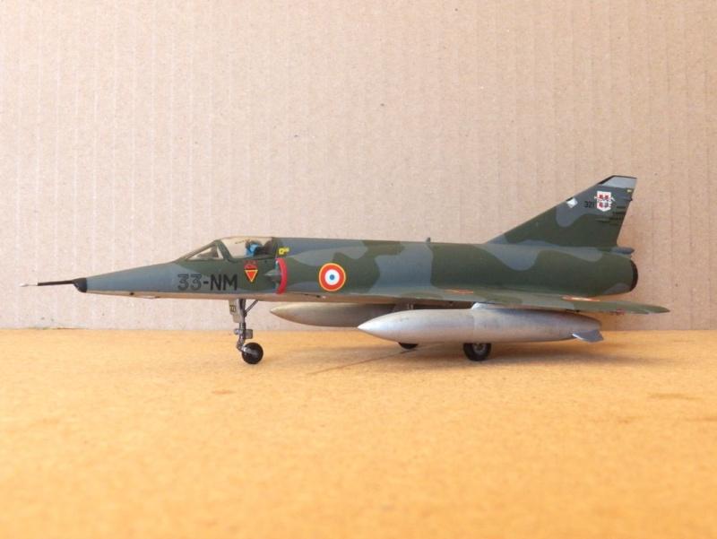 [Heller) Dassault Mirage III R Dassau14