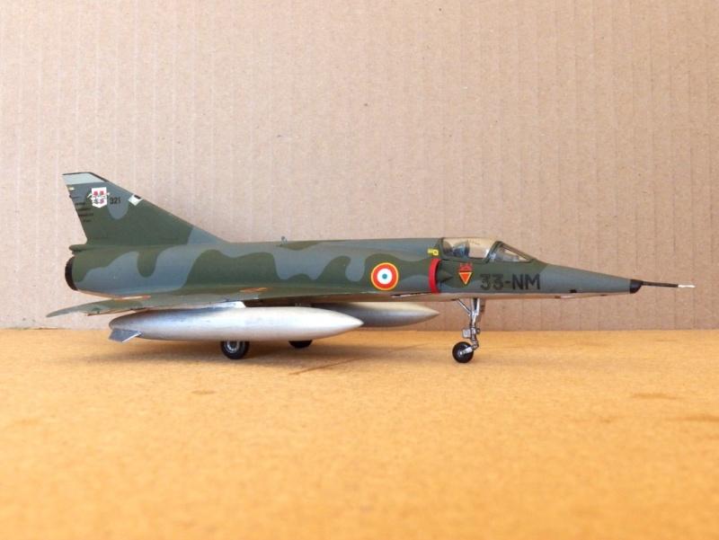 [Heller) Dassault Mirage III R Dassau15