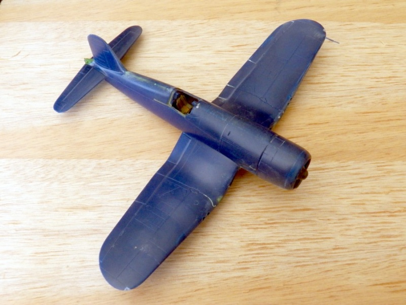 Vought F4U-5N et F4U-7, Italeri, 1/72 F4u-7_10