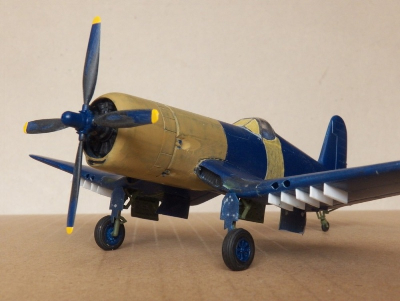 Vought F4U-5N et F4U-7, Italeri, 1/72 F4u-7_31