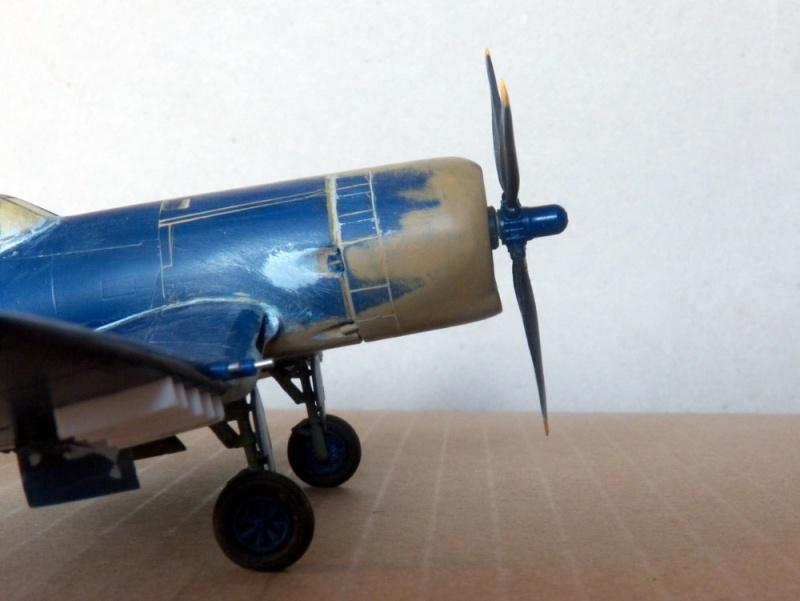 Vought F4U-5N et F4U-7, Italeri, 1/72 F4u-7_35