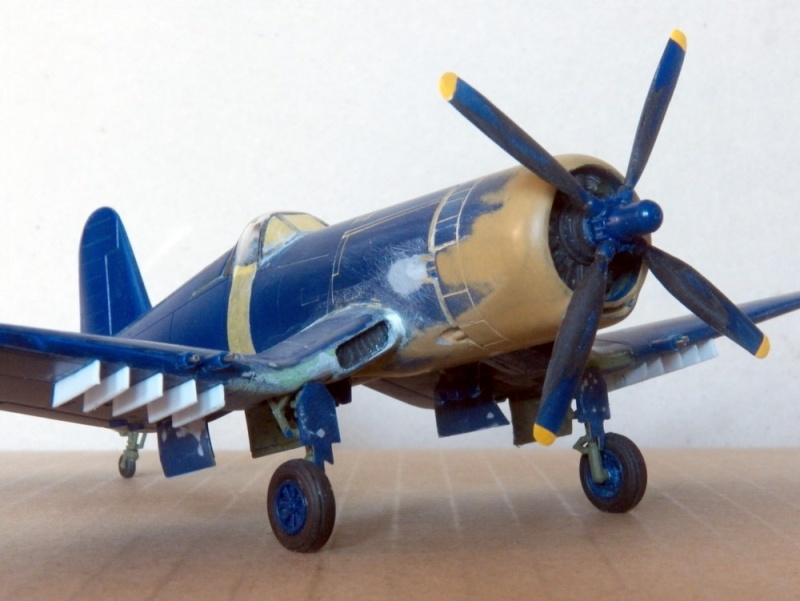 Vought F4U-5N et F4U-7, Italeri, 1/72 F4u-7_38