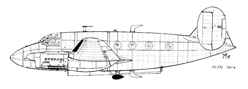 Potez P. 63-11, Heller, 1/72,  Md_31210