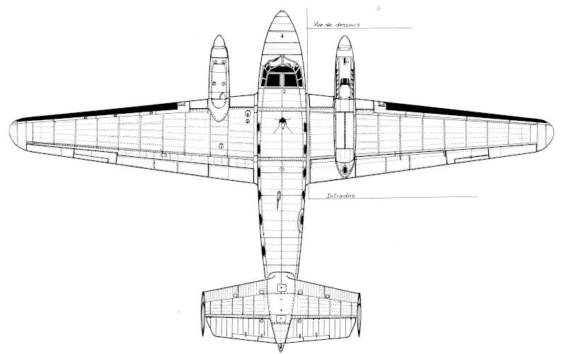Potez P. 63-11, Heller, 1/72,  Md_31212