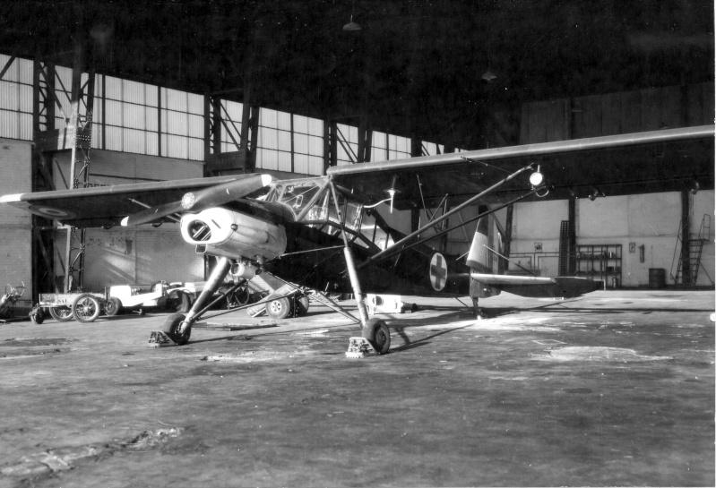 Morane - Saulnier Morane10