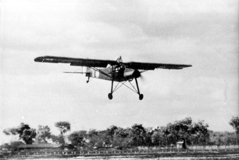 Morane - Saulnier Morane11