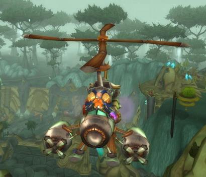 Machine volante des ingés :-) Flying10