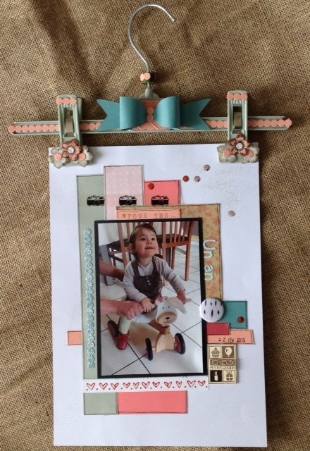 Challenge Scrapbooking Day N°3---CC - Page 2 Challe10