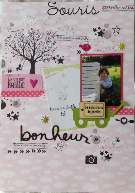 Challenge Scrapbooking Day n°6 : Steph63 Challe15