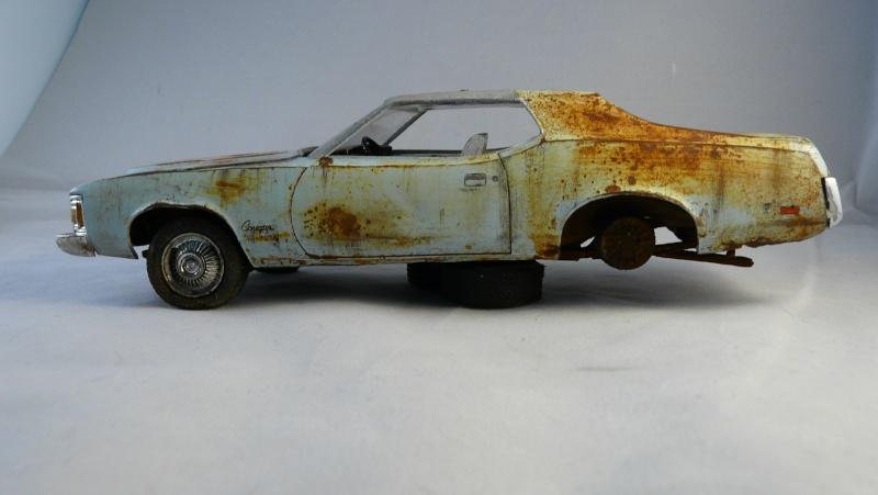 Mercury Cougar 1973 1/25 ... project car ! P1230511