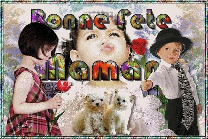 Bonne fête des Mères 10 mai Animat10