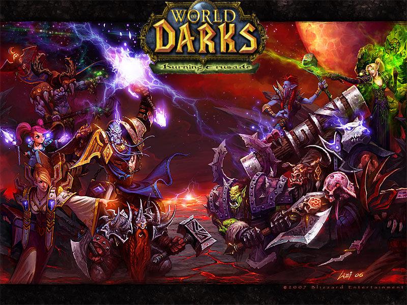 World Of Dark's