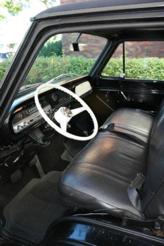 Chevrolet Corvair Greenbrier 1963 – 9,750$ Green_13