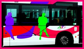 Fêtez Noël avec les autobus Alto Cliche17