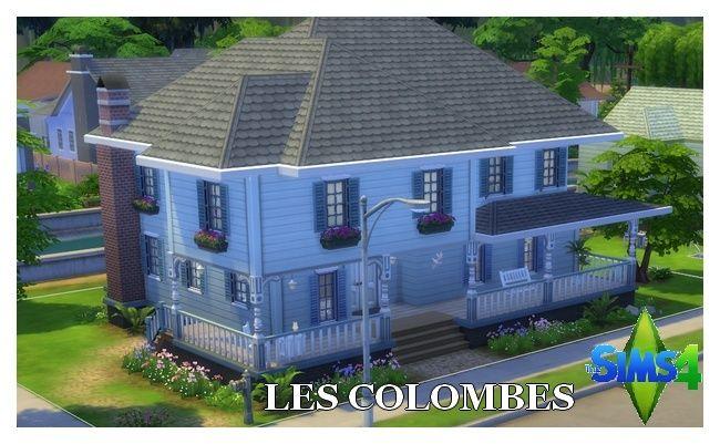 [Site Sims 2-Sims 3 -Sims 4] Les maisons de Dom - Page 8 21-03-10