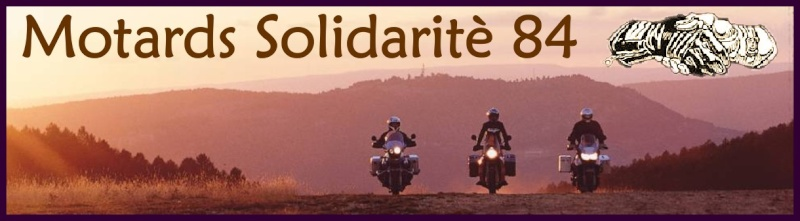 motards solidarite 84