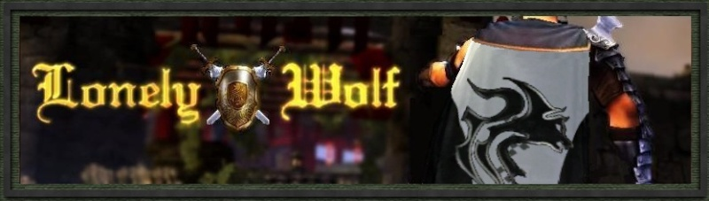Lonely W O L F [WOLF]