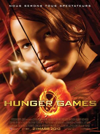 Hunger games Affich10