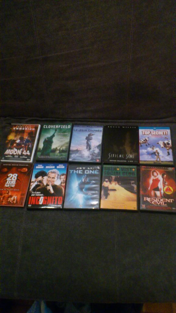 Votre dernier achat DVD ou Blu-ray - Page 5 Ceveuv11