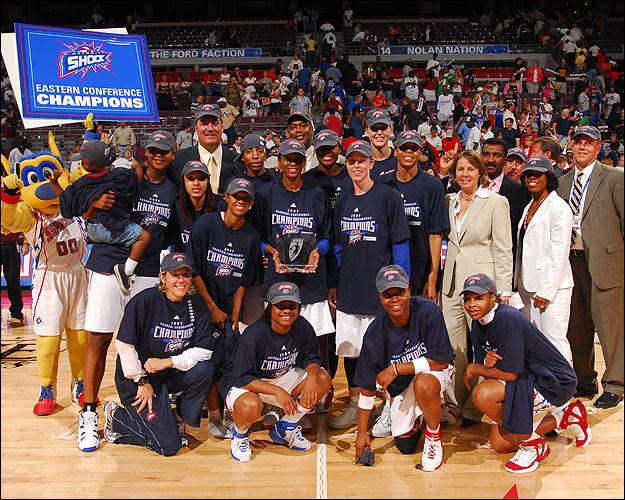 WNBA news Shockc10
