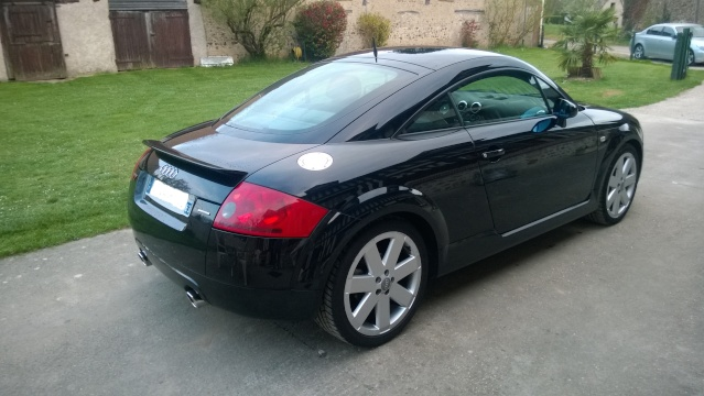 Audi TT 1.8 turbo 225 2003 Wp_20112