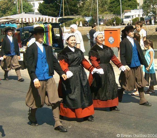 costume du pays guérandais 2513