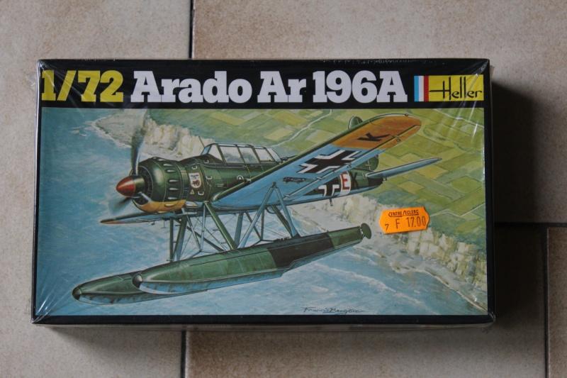 Arado Ar 196A  1/72 Img_4556