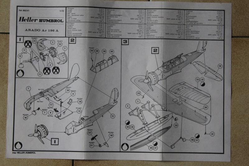 Arado Ar 196A  1/72 Img_4557