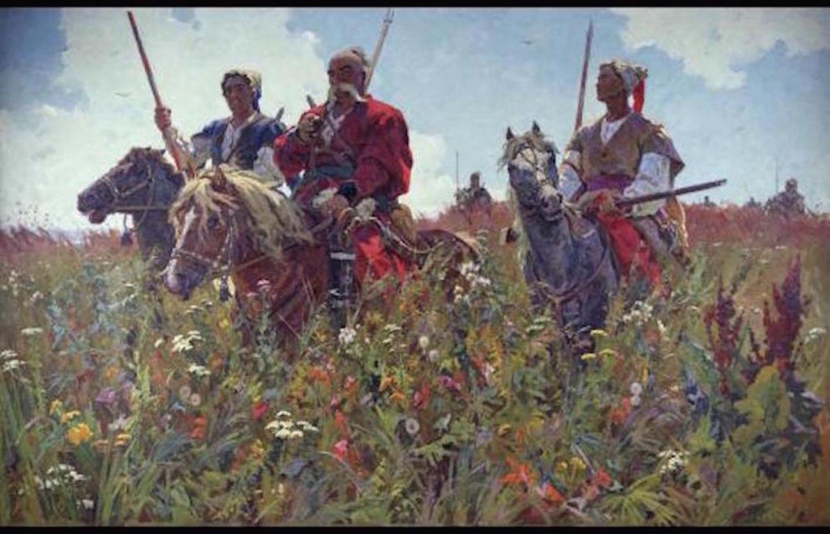 Les Cosaques du  Bandolou