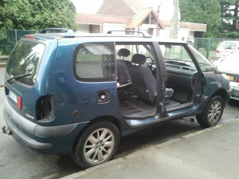Vds Jantes alu de Renault Espace en 17 pouces 10525610