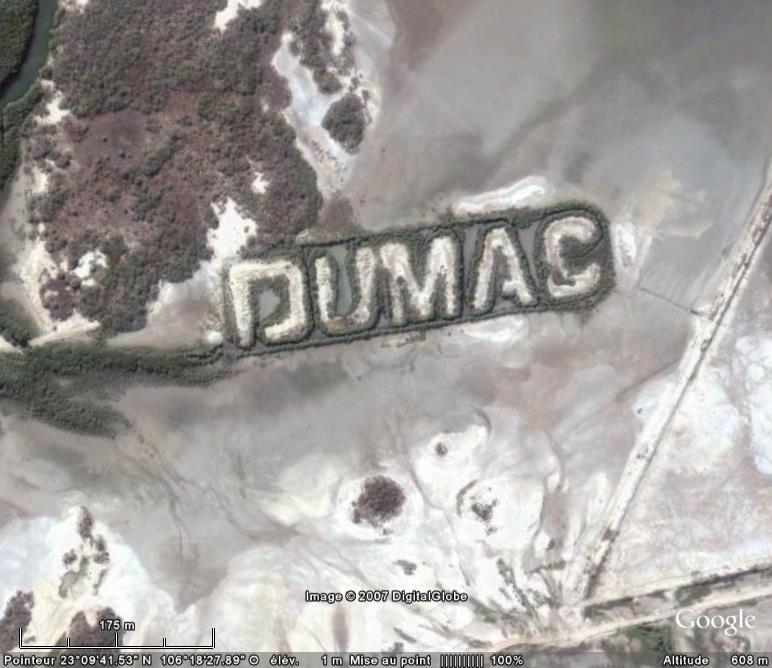 """Ecriture """"Dumac"""", Sinaloa - Mexique Ecritu11"""