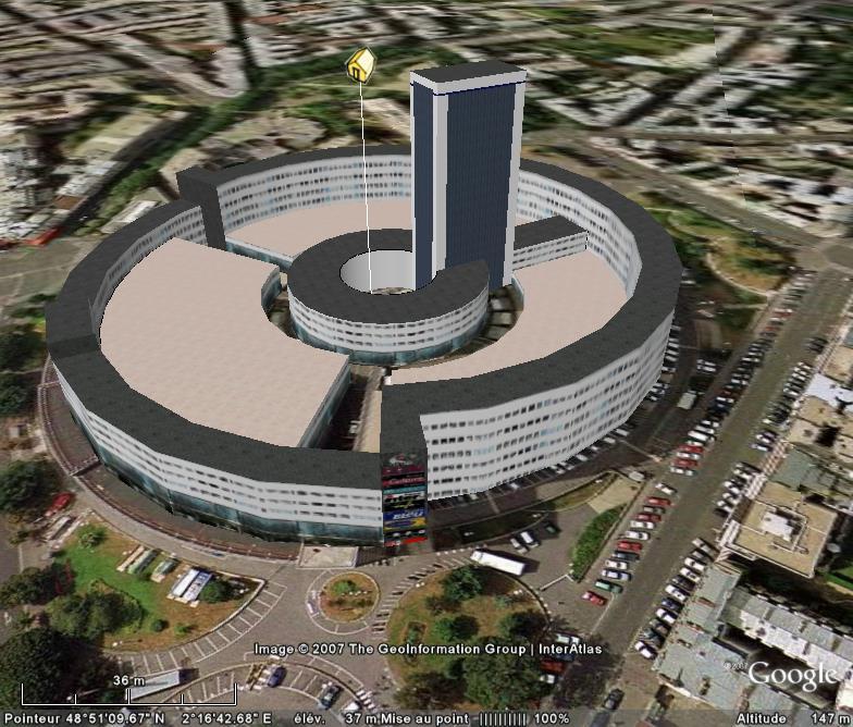 Bâtiments 3D avec textures - PARIS et Région parisienne [Sketchup] - Page 2 Maison11