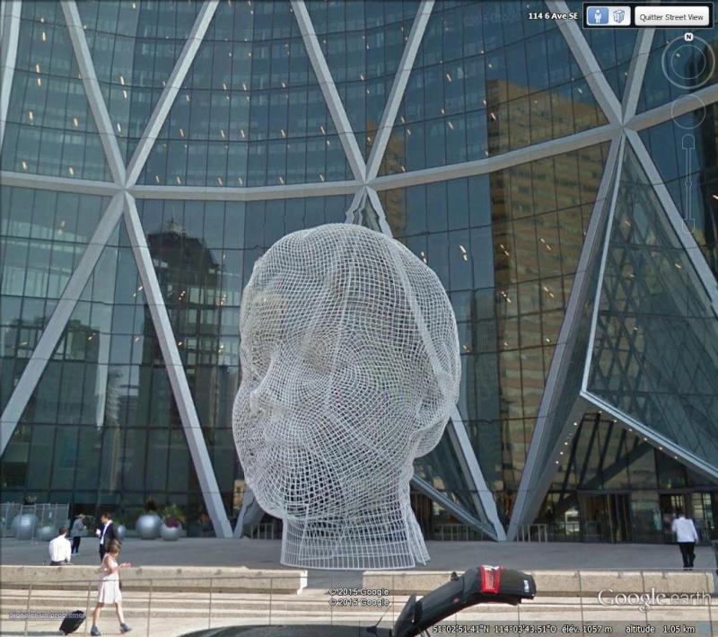 STREET VIEW : les sculptures - Page 3 Wonder10