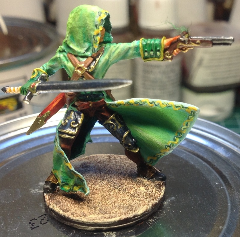 Personnage 1/2 elfe, chasseur de magiciens Img_0819