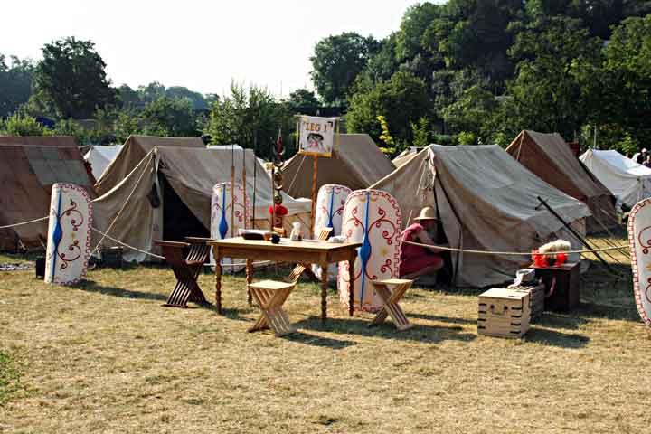 Campement  Tenter10