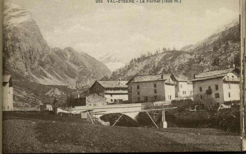 [Val d'Isère]Photos d'archives de la station et des environs Valfor10