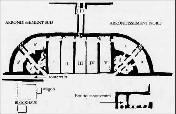 [ Histoires et histoire ] LE FORT DE MONTBAREY À BREST Fort10