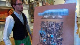 Un tableau Ikea exposé au musée! 280x1511