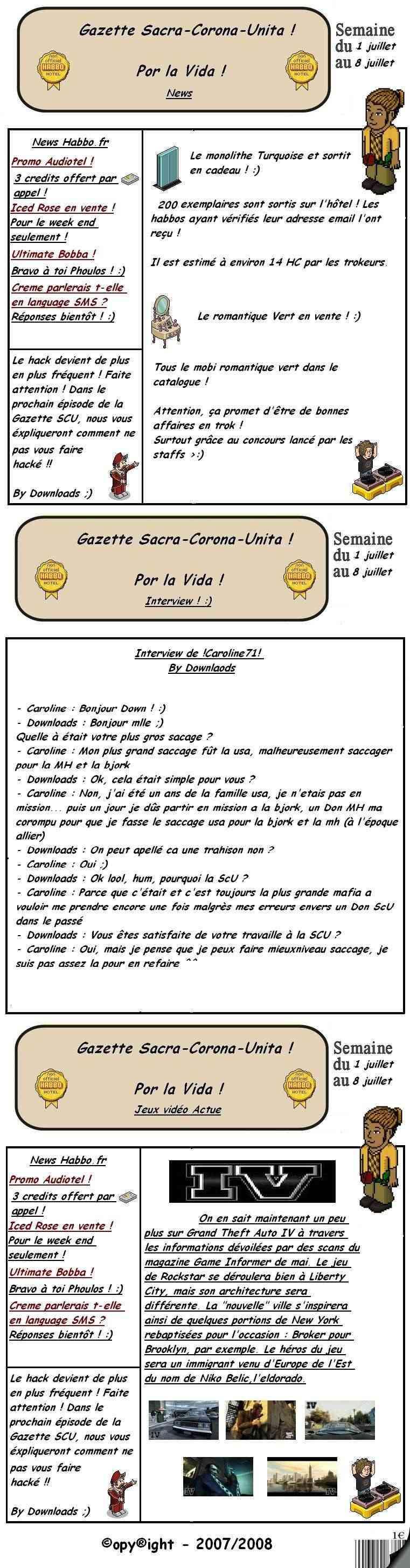 Gazette SCU Serie n°2 Gazett11