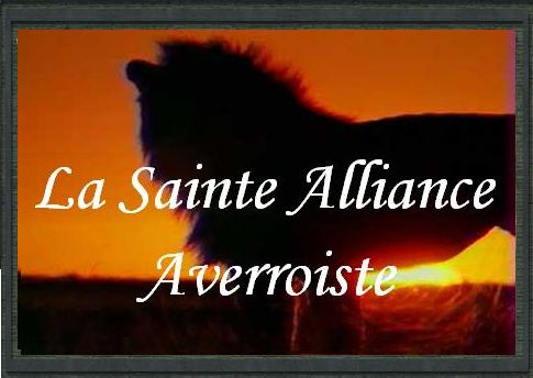 La Sainte Alliance Averroïste