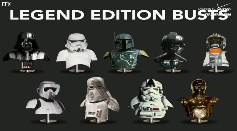eFx Legend Edition busts  Efx10
