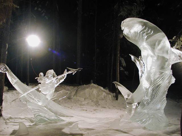 Sculpture de glace Sculpt10