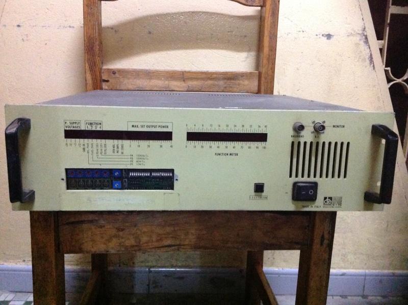 Requête d'un client pour un émetteur FM. Fm10