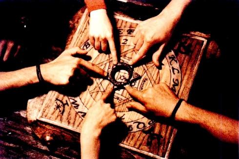 L'effet idéomoteur Ouija110
