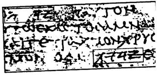 Archéologie et Bible - Page 2 Papyru11