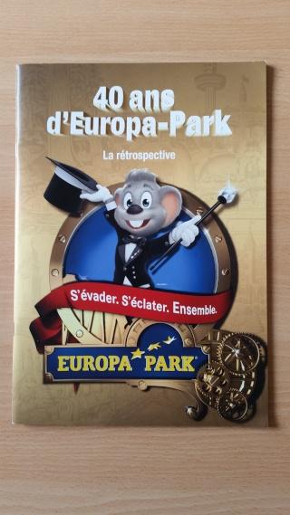 Vos achats au parc 20150517