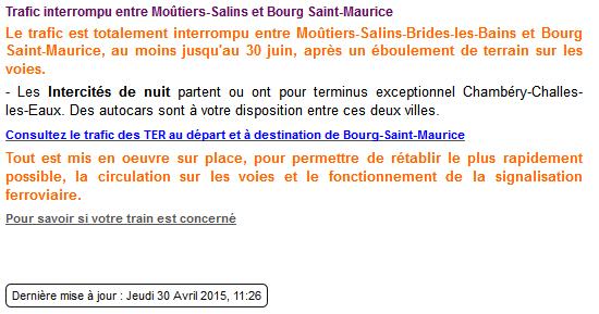 Eboulement à Moutiers (zone commerciale de la Saulcette) Captur11