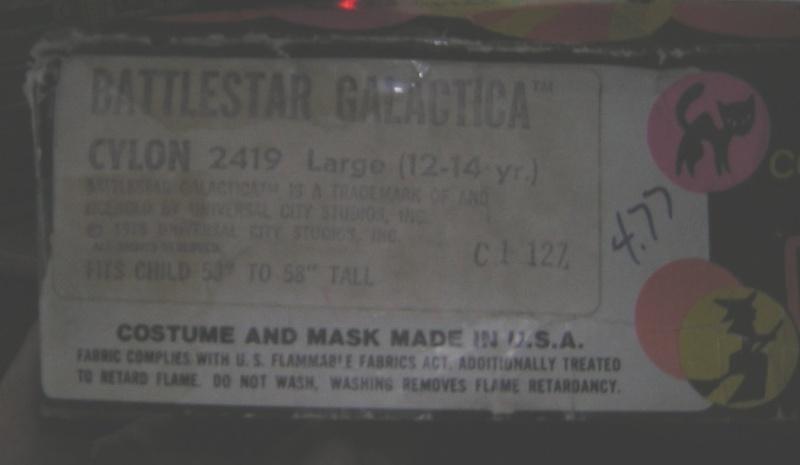 BATTLESTAR GALACTICA (Mattel) 1978 Dscn6011
