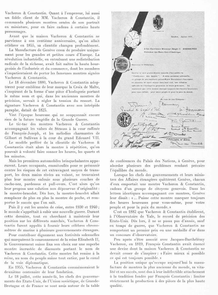 vacheron - Gousset Vacheron & Constantin  Vc_210
